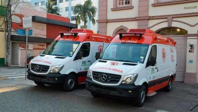 Photo of Santa Maria recebe ambulâncias para o Samu