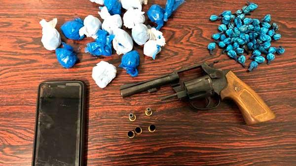 apreensão de adolescente infrator - Menor de 15 anos é apreendido em Tavares com 400 pedras de crack