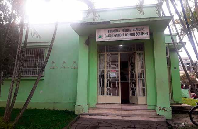 bibliotsscai - São Sebastião do Caí busca nova sede para a biblioteca municipal