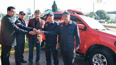 bombcapao 390x220 - Bombeiros de Capão da Canoa recebem nova viatura