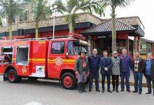 bombeiros 1 nova satarita 220x150 - Caminhão dos Bombeiros de Nova Santa Rita é totalmente reformado