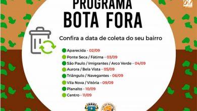 bota fora 390x220 - Carlos Barbosa inicia mais uma edição do Programa Bota Fora