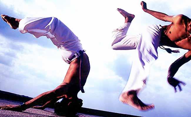 ca - Sábado Cultural celebra a capoeira em Caxias do Sul