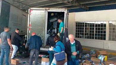 campanha lixo eletronico farroup 390x220 - Farroupilha recolheu 12 toneladas de lixo eletrônico