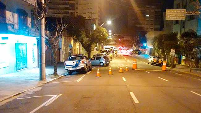 carcax - Balada Segura: 30 condutores são flagrados embriagados em Caxias do Sul
