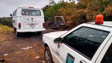 carsl 390x220 - Descarte irregular de lixo e carcaça de carro encontrados em São Leopoldo