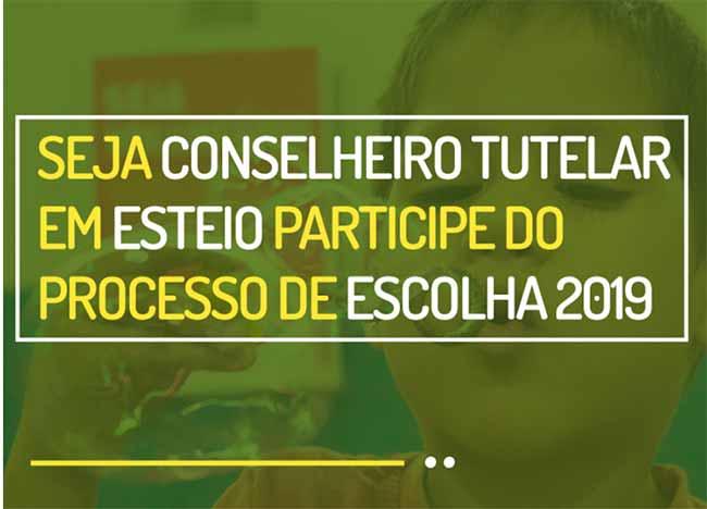 consesteio - Sete candidatos concorrem ao Conselho Tutelar de Esteio
