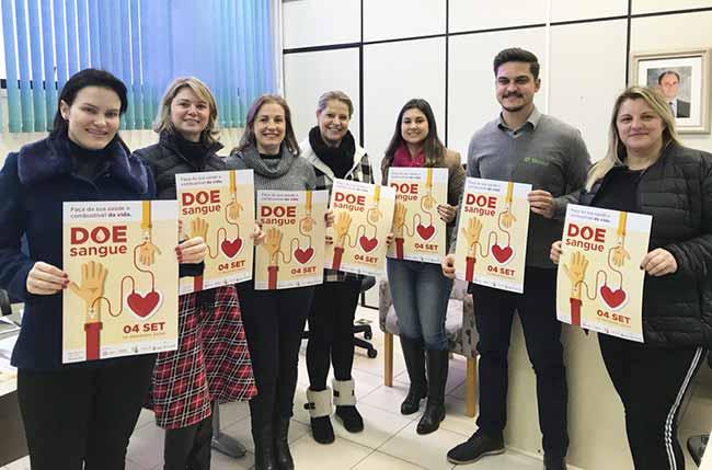 doaçsanguesaomarcos - São Marcos terá campanha de doação de sangue