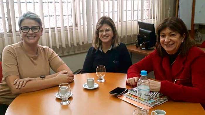 executivos da regional federasul alinham atividades são leopoldo - São Leopoldo: executivos da Regional Federasul alinham atividades