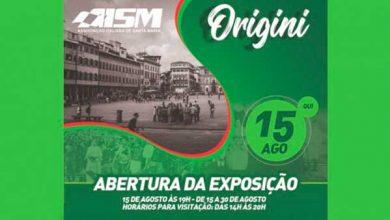 """exposição origini santa maria rs 390x220 - Exposição """"Origini"""" sobre imigrantes italianos em Santa Maria"""