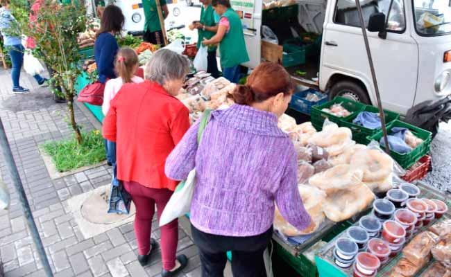 feira produtor nh - Feira do Produtor volta para a Rua Lima e Silva em Novo Hamburgo