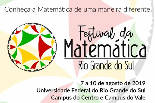 festmatem - UFRGS realiza Festival de Matemática