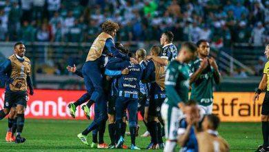 gremio derrota palmeiras e segue na libertadores 2019 390x220 - Grêmio vence o Palmeiras e está nas semifinais da Libertadores