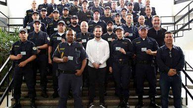 guardas esteio 390x220 - Guarda Municipal de Esteio recebe porte de arma