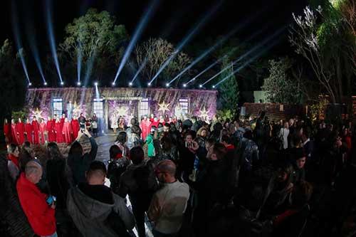 illumination natal luz - Illumination, um grande concerto no Lago para marcar um novo momento do Natal Luz