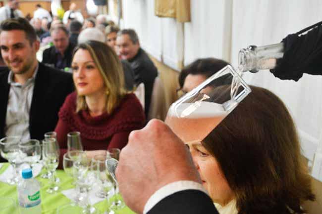 jantar garibaldi1 - Garibaldi realiza Jantar dos Melhores Vinhos, Espumantes e Sucos