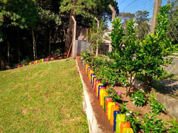 jardescolgarib 623x468 - 23 escolas de Garibaldi receberam o Selo Escola Amiga da Natureza