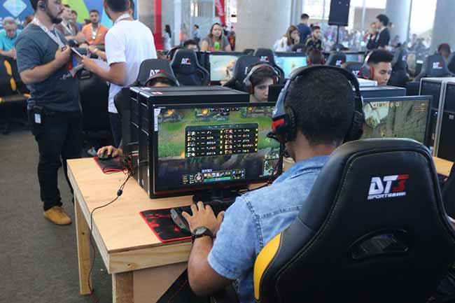 jogos - Governo reduz impostos sobre jogos eletrônicos