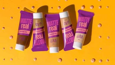 matte real avon 390x220 - Avon lança Base Color Trend Matte Real