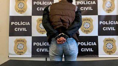 mulpol 390x220 - Mulher presa em flagrante por tráfico de drogas em Sapucaia do Sul