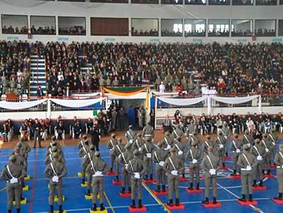 novos policiais militares 1 - Mais 81 novos policiais militares se formam em Santa Maria