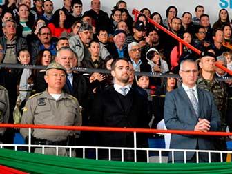 novos policiais militares 4 - Mais 81 novos policiais militares se formam em Santa Maria