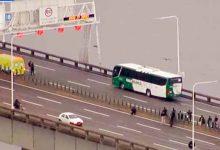 onibus rj r7 220x150 - Reféns são mantidos em ônibus na Ponte Rio-Niterói