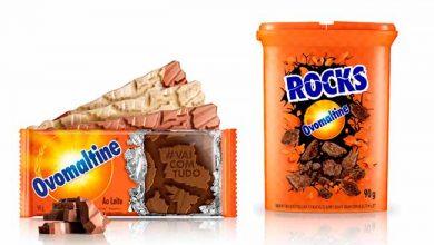 ovomaltine 390x220 - Ovomaltine lança barras de chocolate e Rocks