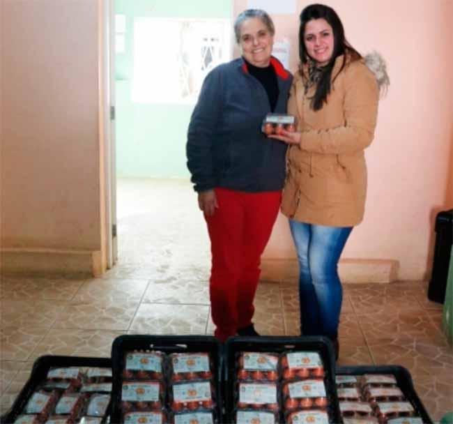 paa viamao - PAA de Viamão agora tem ovos, mel, pães caseiros e leite em pó