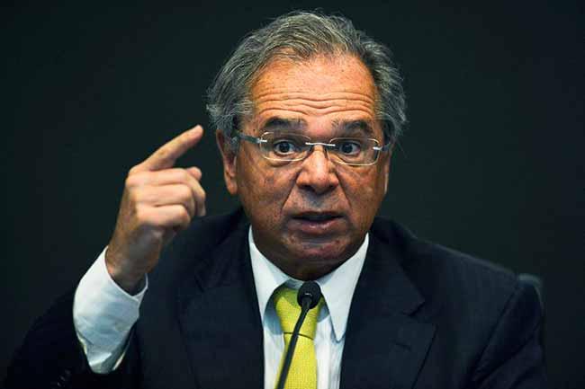 paulo guedes - Guedes pede paciência sobre recuperação da economia