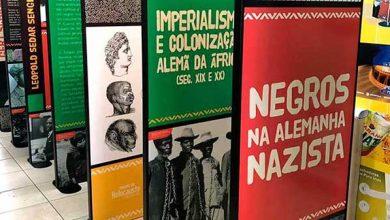 pesreguição aos negros no holocausto 1 390x220 - Perseguição aos negros durante o holocausto é tema de exposição em Caxias do Sul