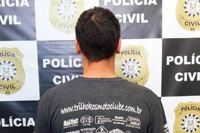 polport - Polícia apreende em Portão adolescente suspeito de dois homicídios