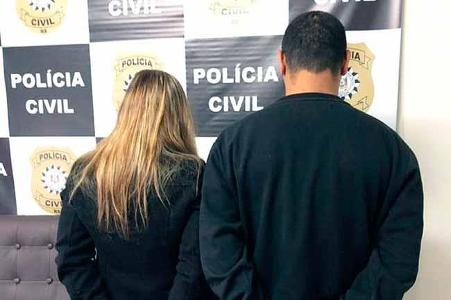 polsl - Casal é preso por guardar carros roubados em condomínio de São Leopoldo