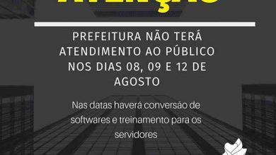prefarr 390x220 - Prefeitura de Farroupilha sem atendimento ao público dias 8, 9 e 12 de agosto
