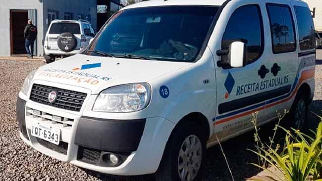 receita estadual - Receita Estadual faz fiscalização na Serra Gaúcha