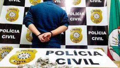 trafcan 390x220 - Dono de mercado é preso por tráfico de drogas em Canoas