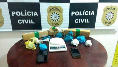 trafgram 390x220 - Jovens presos por tráfico de drogas em Gramado