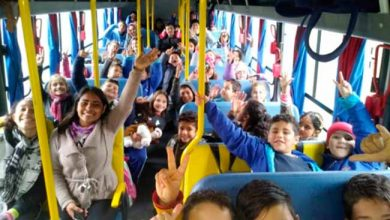 viamaoonibus 390x220 - Viamão entrega ônibus escolar com acessibilidade para cadeirantes