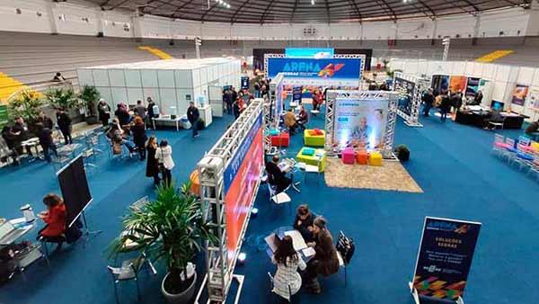 A Arena Sebrae - Arena Sebrae promove dois dias de imersão com foco na gestão de pequenos negócios em Itajaí