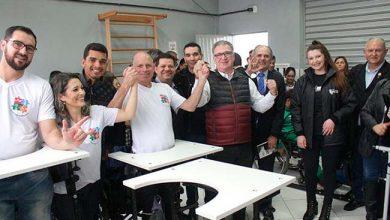 Photo of Associação Parobeense dos Deficientes Físicos inaugura sede em Parobé