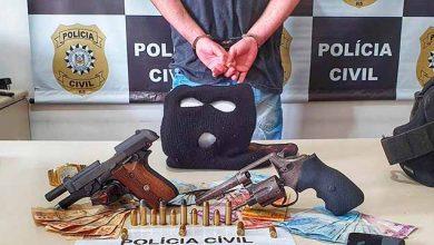 Cachoeirinhapol 390x220 - Homem é preso com armas e touca ninja em Cachoeirinha