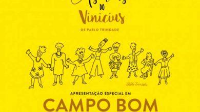 Photo of Campo Bom recebe musical inspirado em Vinícius de Moraes