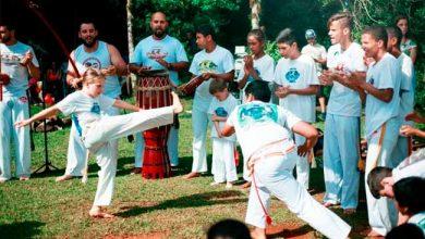 Capoeira bento 390x220 - 9º Encontro Nacional de Arte Capoeira neste fim de semana em Bento Gonçalves