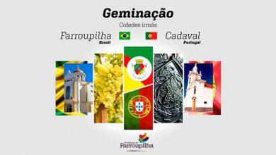 Card Farroupilha x Cadaval 390x220 - Nova cidade irmã de Farroupilha é portuguesa