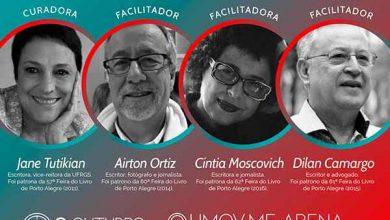 Photo of Pacto Alegre promove debate entre Patronos sobre a Feira do Livro de Porto Alegre