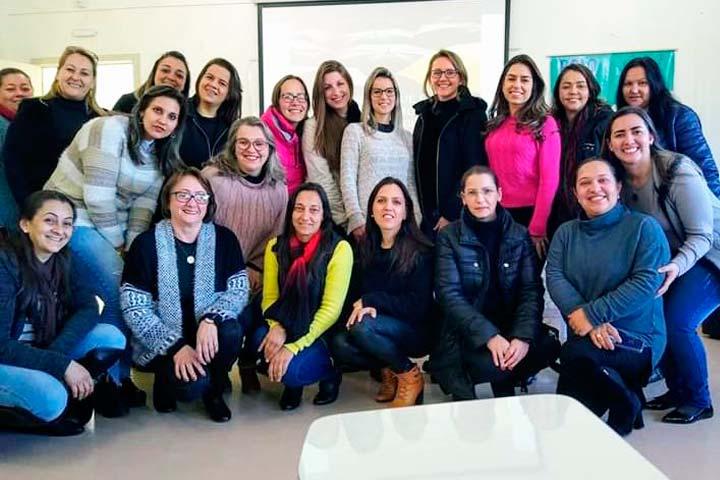 Formação professores sobradinho - Equipe da Educação Especial participa de formação em Sobradinho
