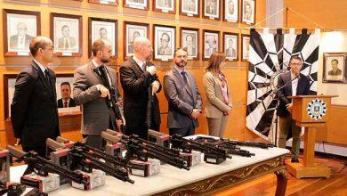 Instituto Cultural Floresta policia 390x220 - Instituto Cultural Floresta doa armas para a Polícia Civil RS