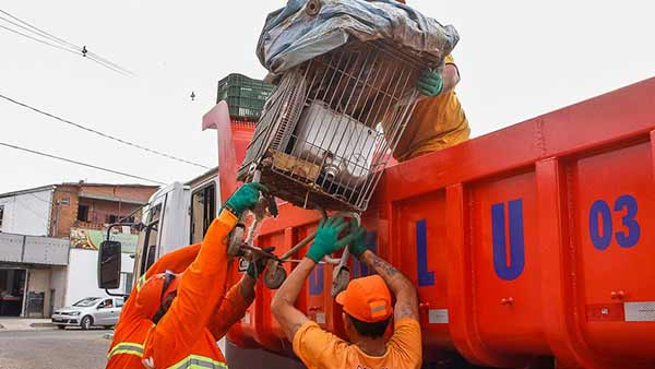 Limpeza Urbana porto alegre - Porto Alegre: Bota-Fora atende 12 comunidades nesta semana