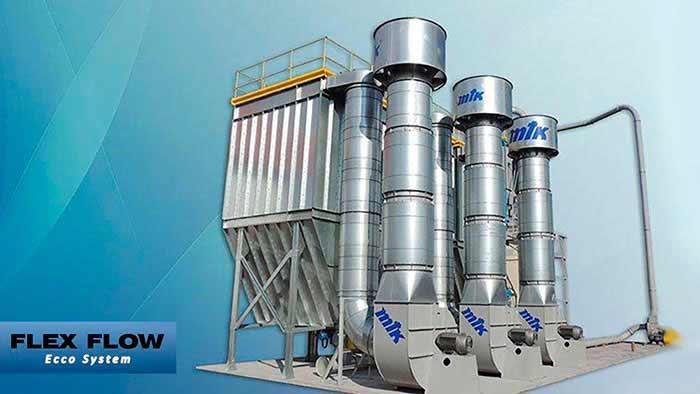 MTK Sistemas de Exaustão 2 - MTK oferece soluções sustentáveis em exaustão e aspiração industrial