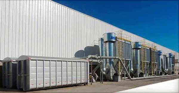MTK Sistemas de Exaustão 3 - MTK oferece soluções sustentáveis em exaustão e aspiração industrial